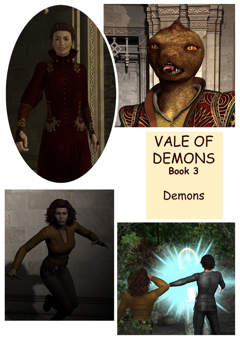 Book 3: Demons