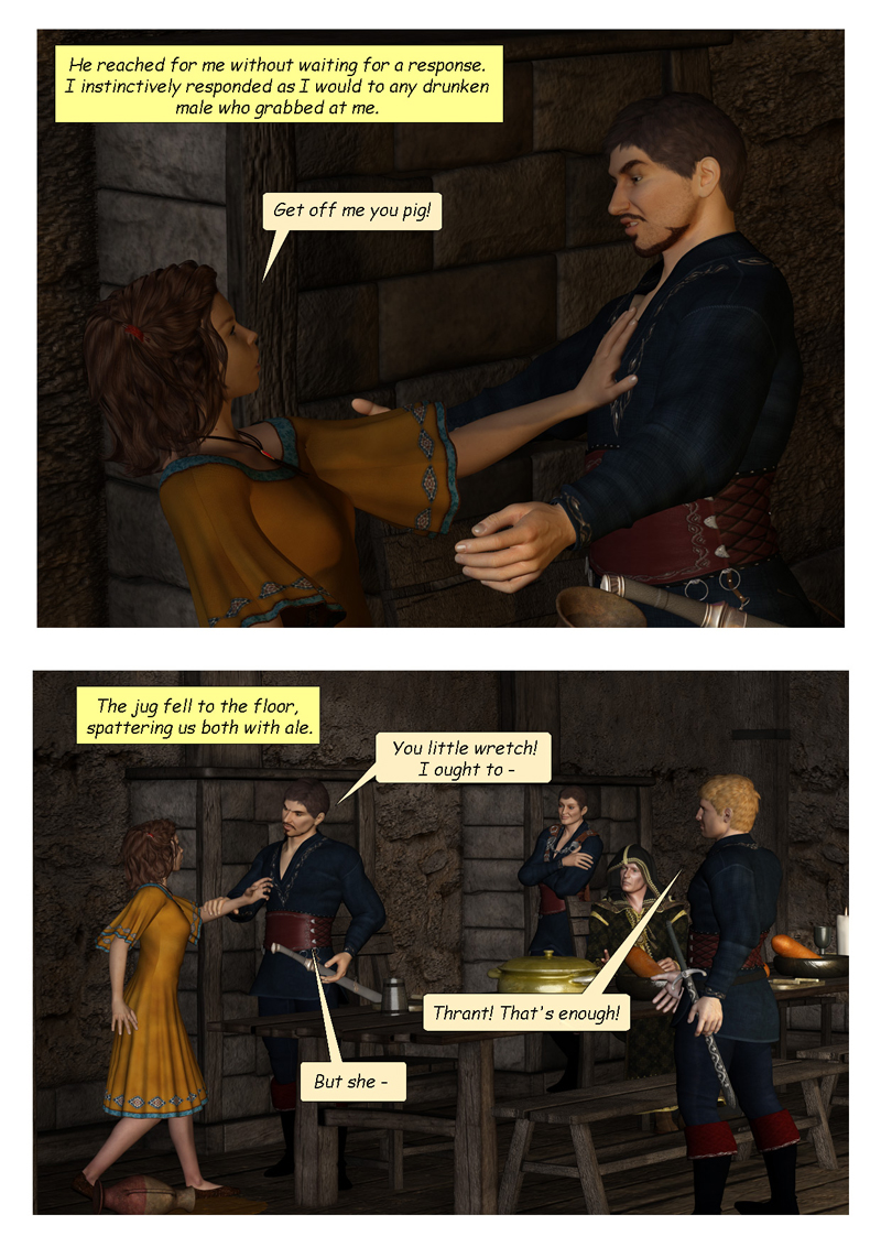 Instinctive responses